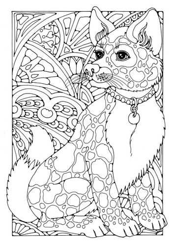 Kleurplaat Hond With Images Dog Coloring Page Animal Coloring