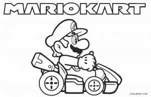 Mario Kart Coloring Pages Mario Coloring Pages Coloring Pages
