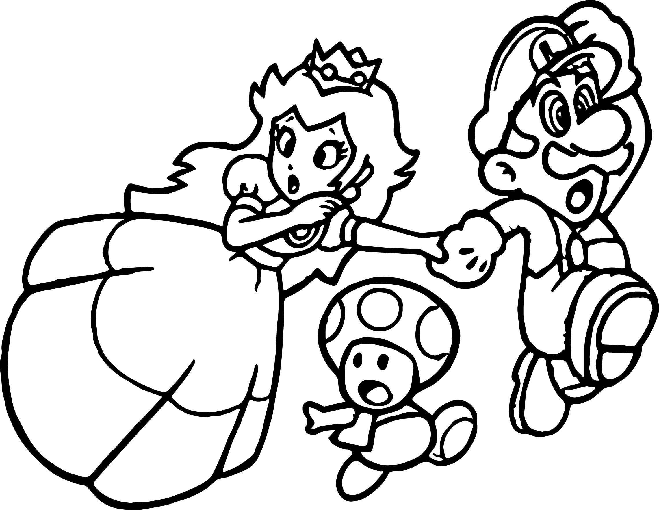 Super Mario Bros Party Ideas And Free Printables Ausmalbilder