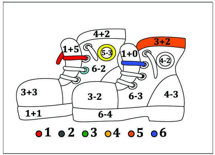 Groep 3 Kleurplaten Met Sommen Wiskunde Activiteiten
