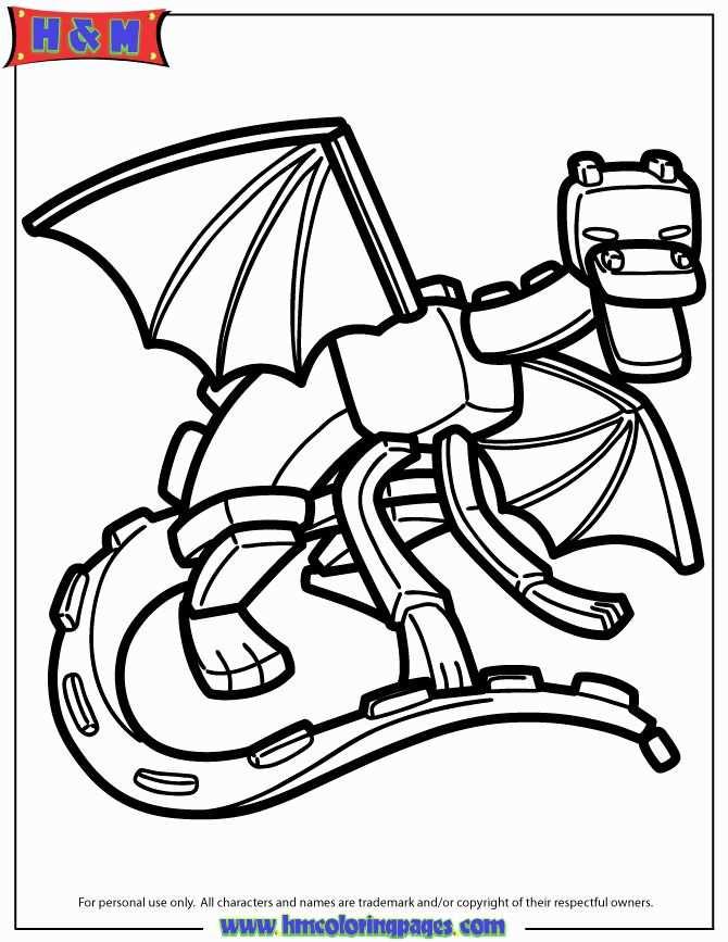 24 Ender Dragon Coloring Page Southwestdanceacademy Com In