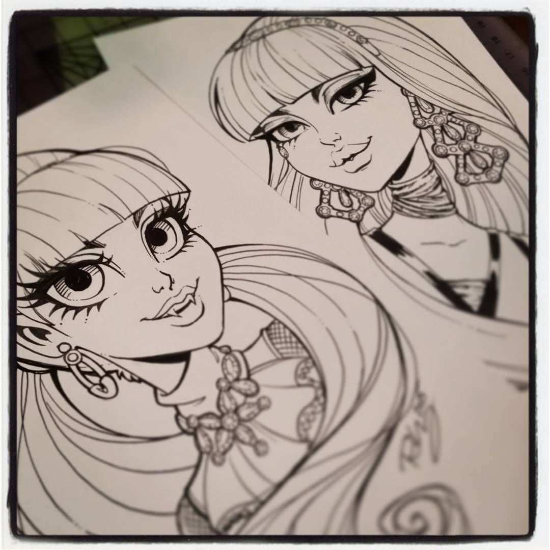 Pin By Shaina Kannady On Monster High Ever After High Obsession