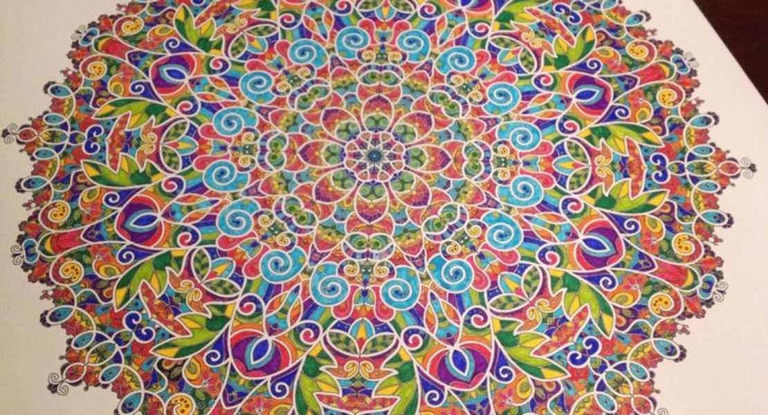 Mandala Kleurplaten Om Zelf Uit Te Printen Paradijsvogels Magazine