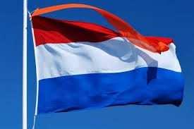Nederlandse Vlag Met Wimpel Met Afbeeldingen Vlag Vlaggen