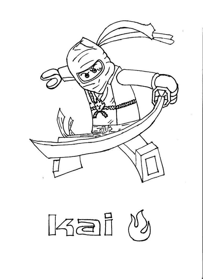 Lego Ninjago Coloring Crafty Kids Pinterest Coloring Pages