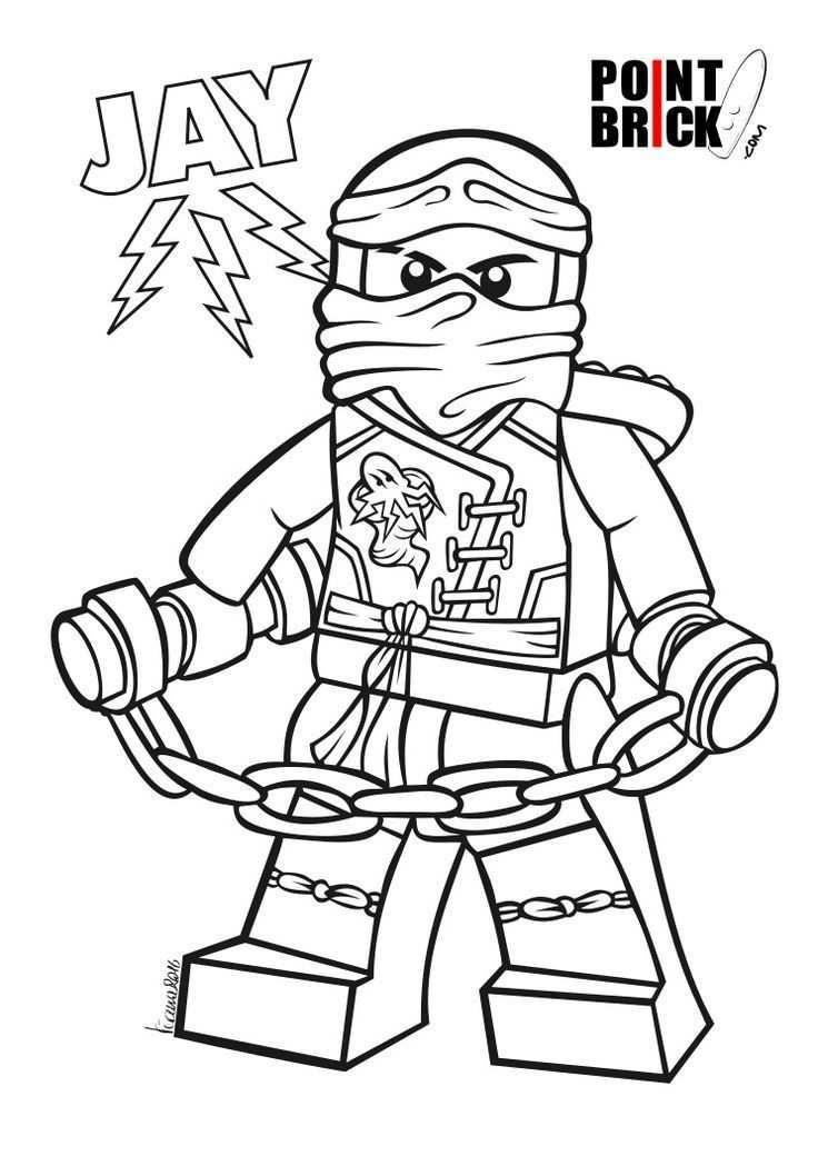 Unique Ninjago Jay Coloring Pages Coloring Page Ninjago Jay