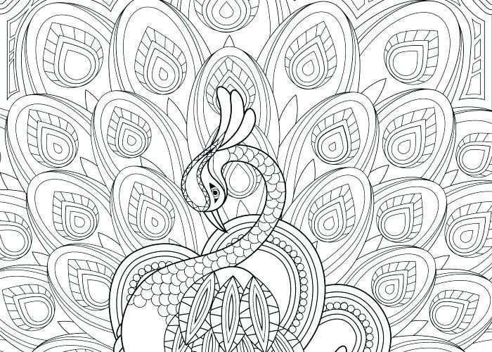 kleurplaat olifant moeilijk