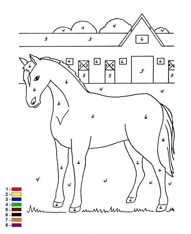 Afbeeldingsresultaat Voor Kleuren Op Nummer Kleurplaat