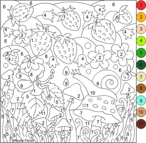 Nicole S Free Coloring Pages Kleuren Met Nummers Kleurplaten