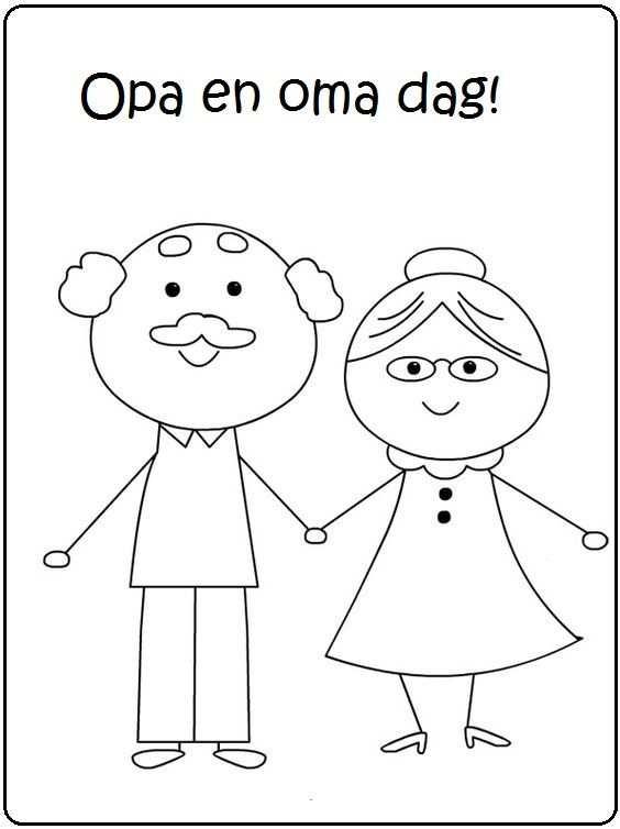 Pin Op Versje Oma En Opa