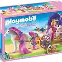 Playmobil Koninklijke Koets Met Paard Om Te Kammen 6856 Koppen