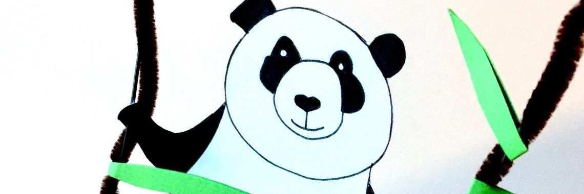 Panda Wil Een Vriendje Jonny Lambert Vriendje Knutselen