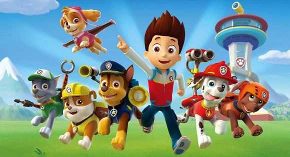 Knutselen Kleuren En Spelen Met Paw Patrol Nickelodeon Be