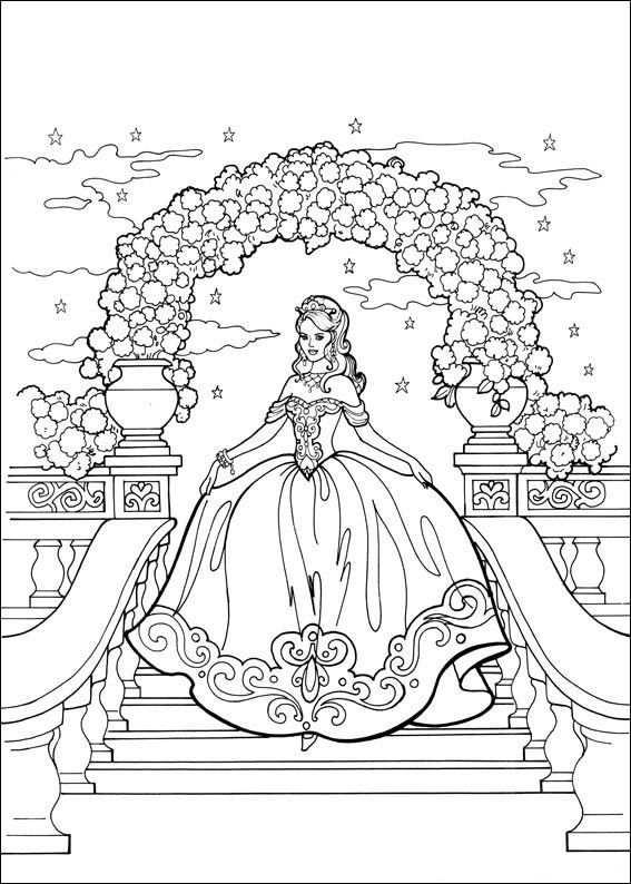Prinses Leonora Kleurplaat Kleurplaten Prinses Kleurplaatjes En