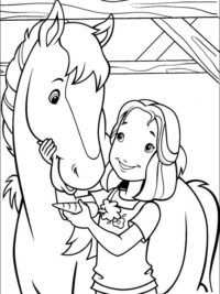 30 Kleurplaten Paarden Tip Gratis Te Printen Topkleurplaat