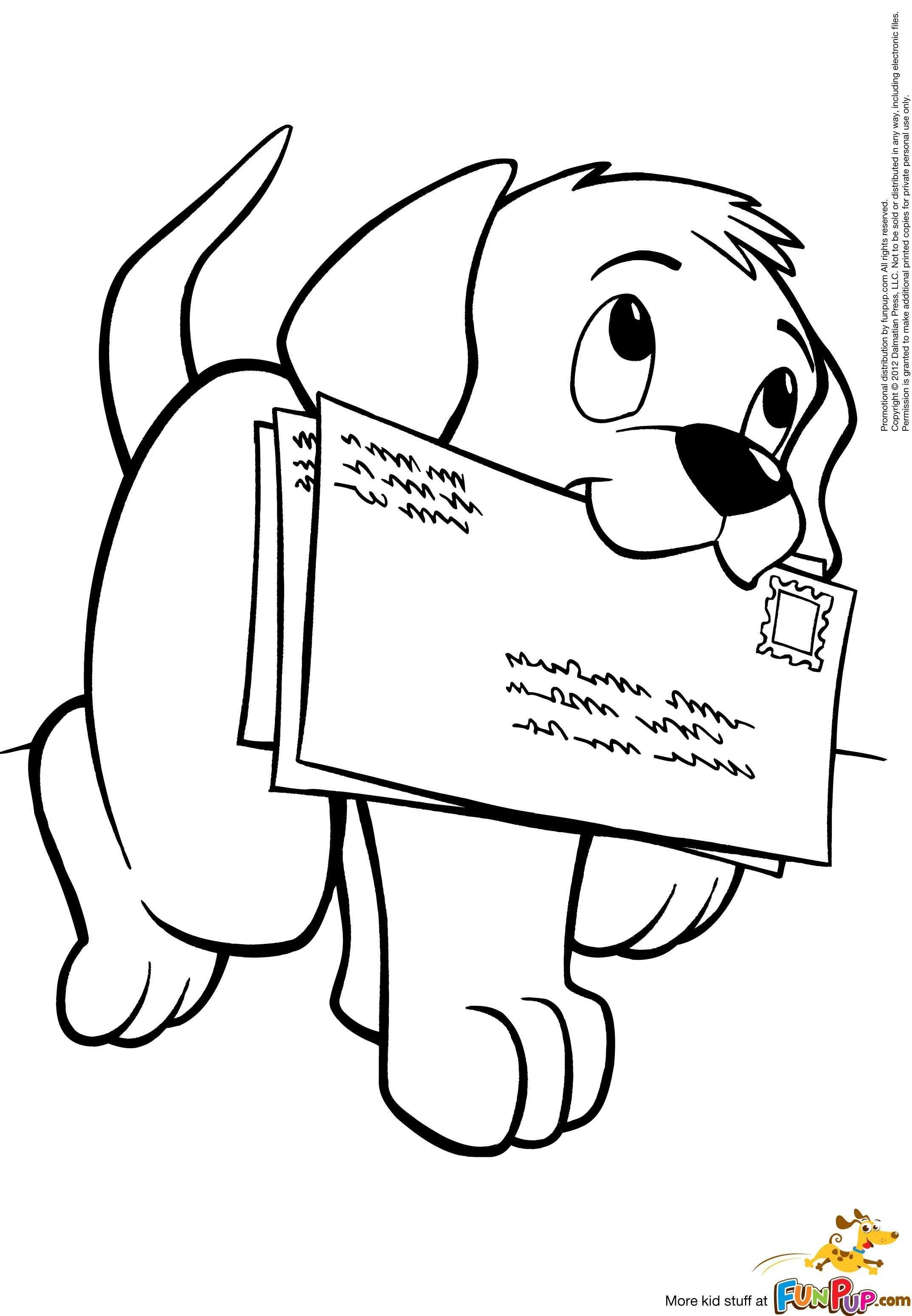 Printable Puppy Coloring Pages Free Met Afbeeldingen