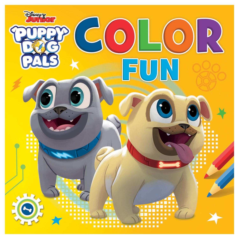Disney Puppy Vriendjes Color Fun Online Kopen Lobbes Speelgoed