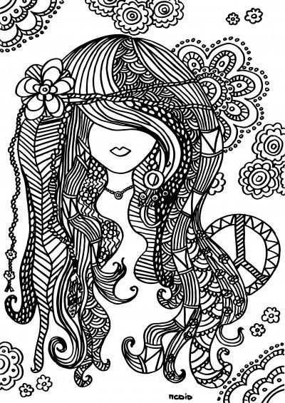 Kleurplaten Voor Volwassenen En Kinderen Dibujos Zentangle