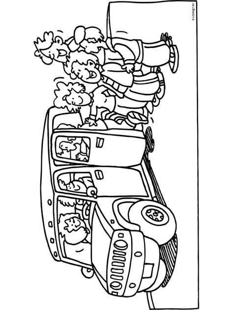 Limousine Kleurplaten Raceauto