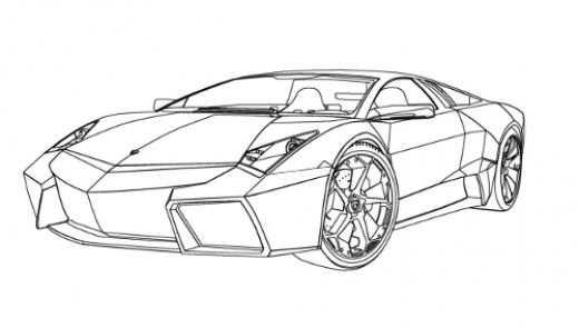 How To Draw Cars Easy Met Afbeeldingen Auto Voertuigen Schetsen