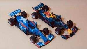 Voor De F1 Fans Gratis Kleurplaten En Papieren Modelbouw Van Red