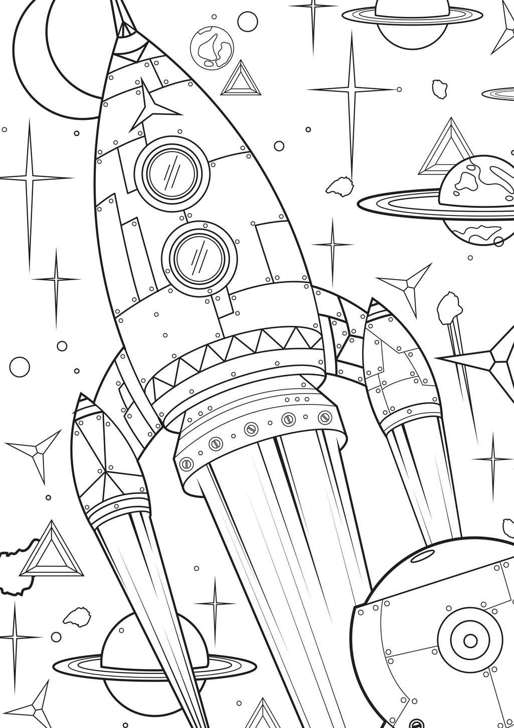 Endless Hours Of Fun And Play With These Xl Coloring Prints