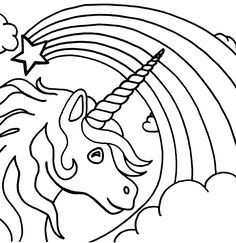 Free Printable Unicorn Coloring Pages For Kids Kleurplaten Boek