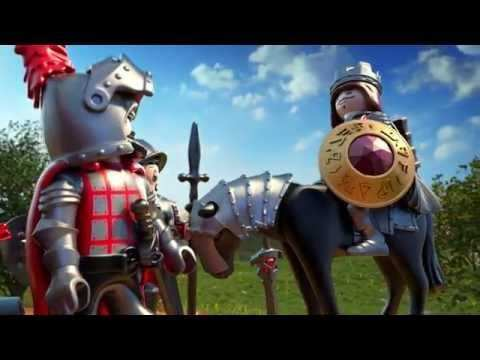 Playmobil Knights De Film Nederlands Youtube Ridders