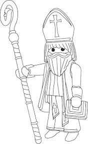 Image Result For Playmobil Coloring Avec Images Coloriage