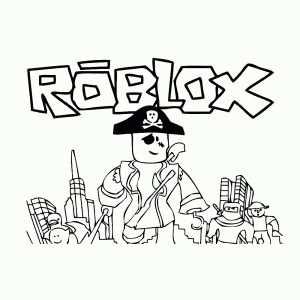 Roblox Kleurplaten Leuk Voor Kids In 2020 Met Afbeeldingen