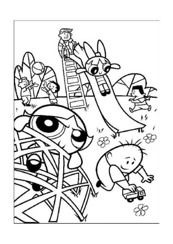 Malvorlagen The Powerpuff Girls 9 Dibujos Faciles Para Dibujar