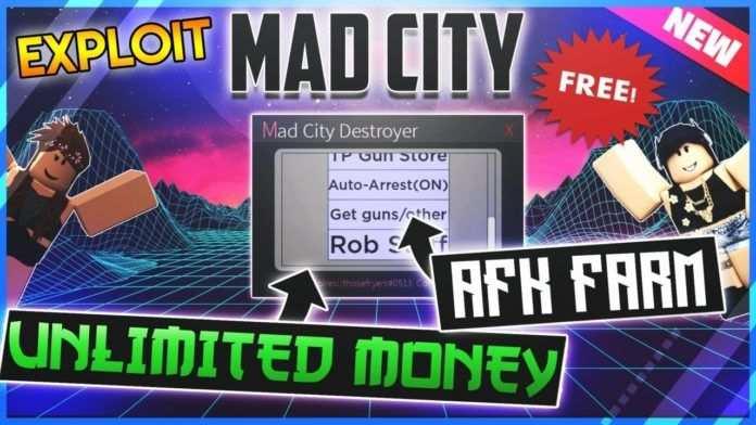 Download Roblox Mad City Hack Hacks Roblox Explot Script