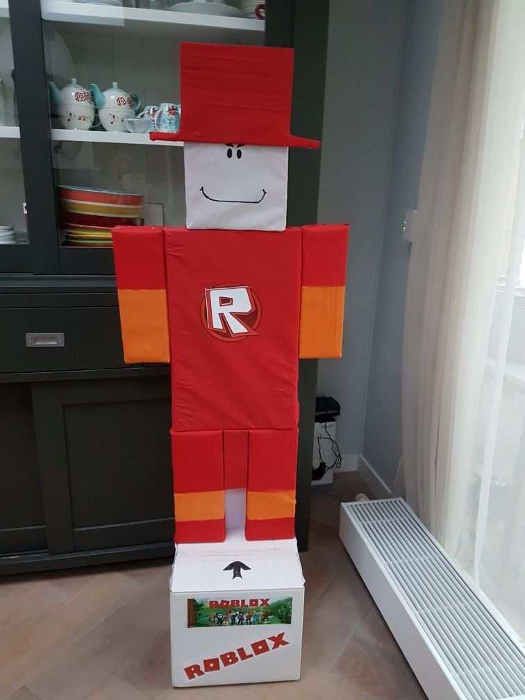 Roblox Pop Als Surprise Knutselen Sinterklaas Creatief Sinterklaas