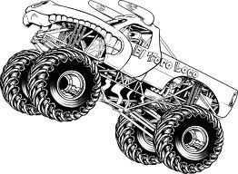 Afbeeldingsresultaat Voor Kleurplaat Blaze Monster Truck With