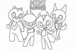Miniforce Lucy Coloring Pages Yahoo Search Results Yahoo Image