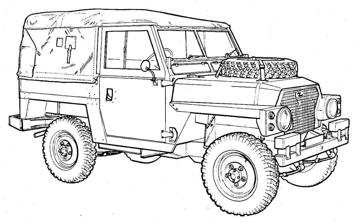 Landrover Lightweight Land Rover Lander Rover Land Rover Series