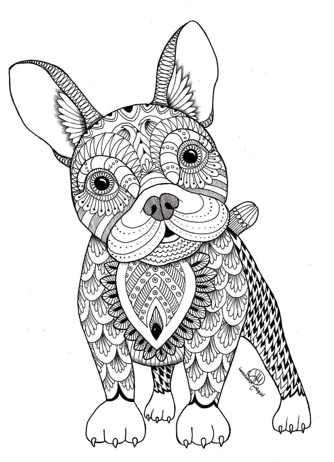 25 Inspiration Image Of Animal Mandala Coloring Pages Mandala