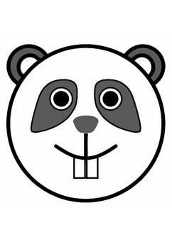 Kleurplaat Panda Met Afbeeldingen Kleurplaten Gratis