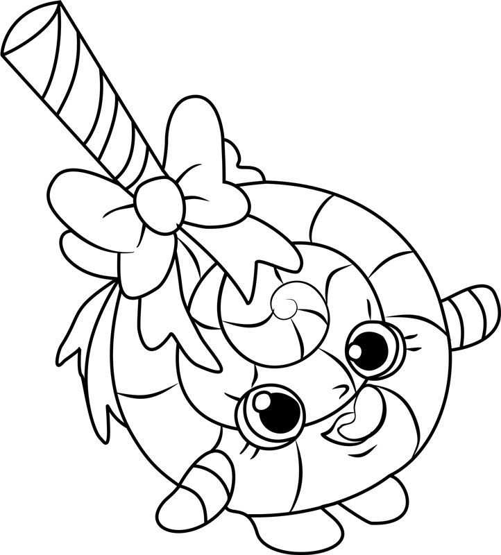 Free Lollipop Coloring Pages Best Coloring Pages For Kids Simple