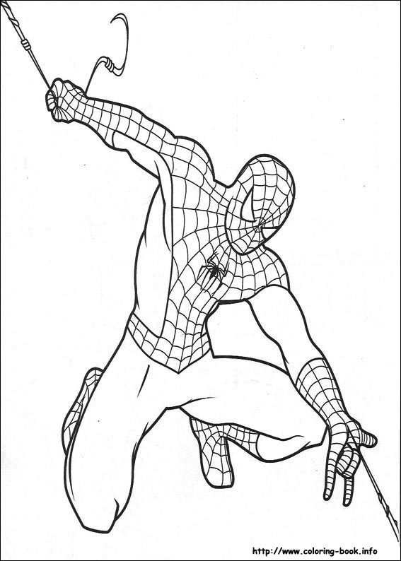 Spiderman Coloring Pages Spiderman Coloring Superhero Coloring