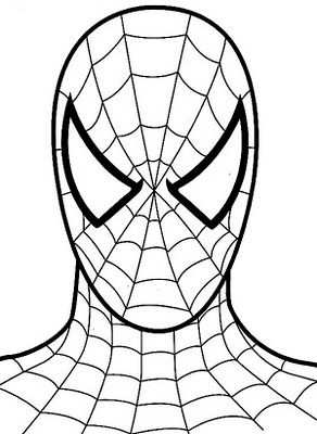 Spiderman Coloring Pages A Few On This Site More To Choose From