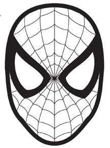 Elf On The Shelf Spider Man Mask Free Printable Mask Met