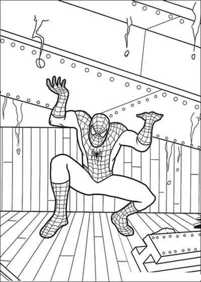 Updated 100 Spiderman Coloring Pages March 2020 In 2020