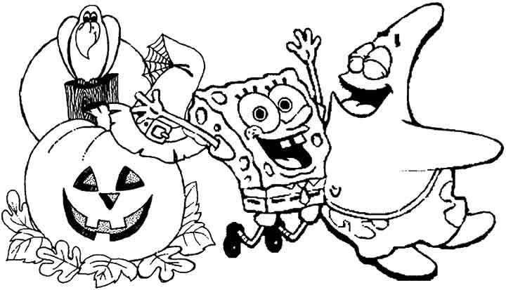 Printable Spongebob Coloring Pages Ideas With Images Kids