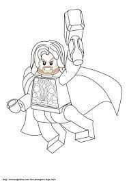 Image Result For Thor Printable Character Met Afbeeldingen