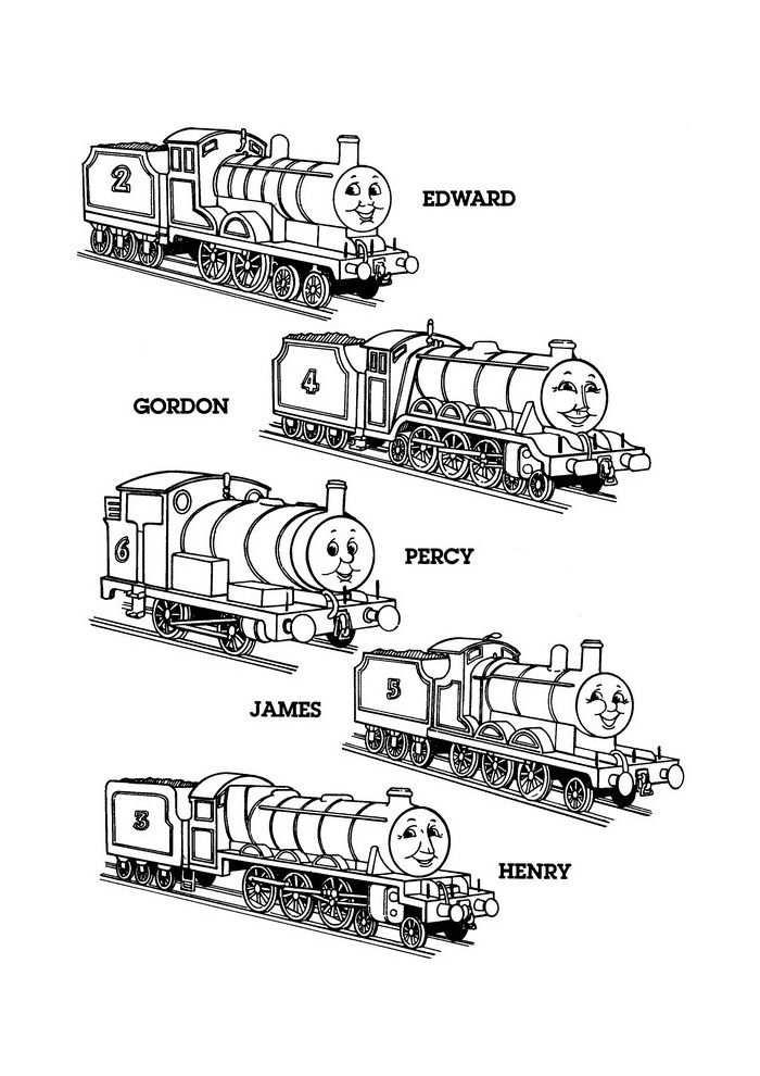 Thomas De Trein Kleurplaat Gordon Google Zoeken Train Coloring