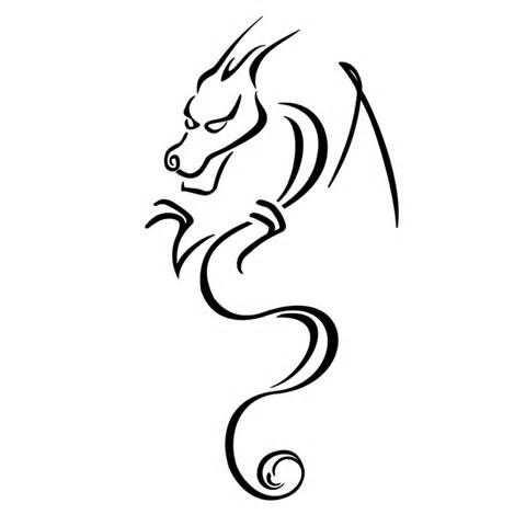 Afbeeldingsresultaat Voor Tekening Chinese Draak Met Afbeeldingen