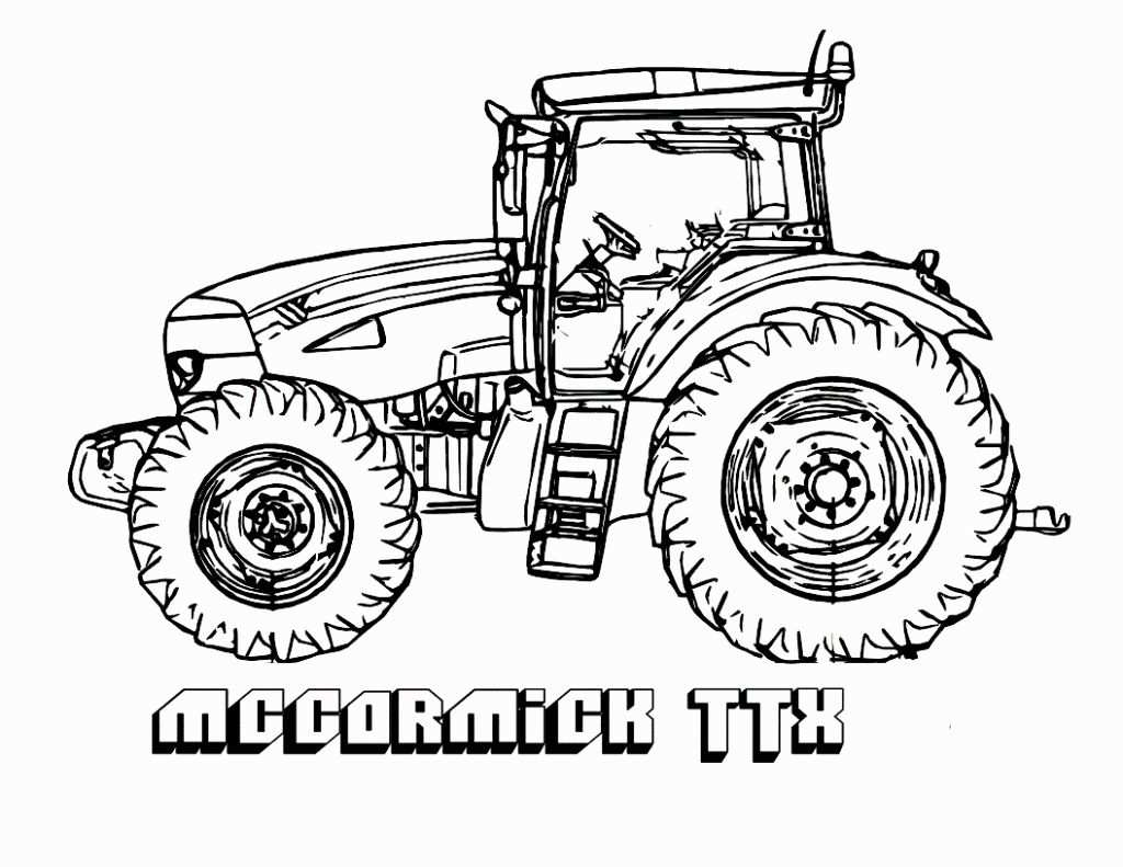 Color Art Coloring Book Best Of Free Printable Tractor Coloring