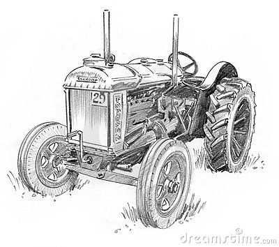 Old Tractor Sketch Google Search Cizim Ahsap Isciligi Traktor