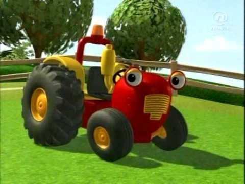 Traktor Tom Nederlands Gesproken Een Drukke Dag Youtube Boerderij